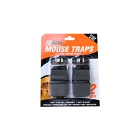 Sure-Catch Mouse Trap - 2pk
