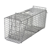 Collapsible Animal Trap - 66 x 30 x 23cm