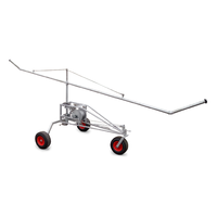 Standard Irrigator, 7m Boom, 200m x 4mm Cable
