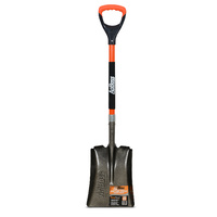 Square Shifting Shovel - D Handle