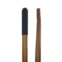 Wooden Shovel Handle - Single Bend - 1300mm
