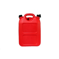 20L Red Jerry Can - Military Style