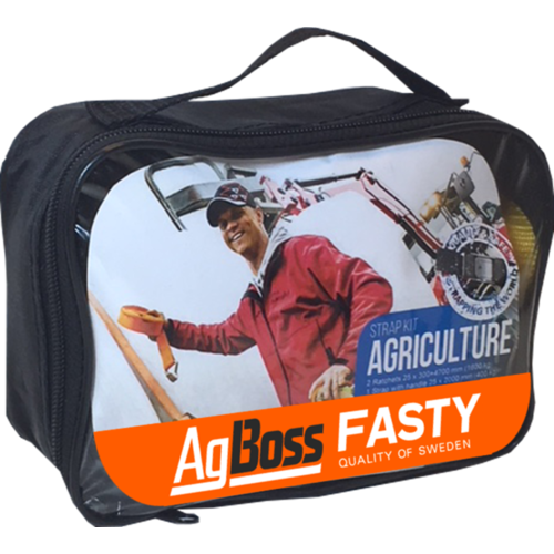AgBoss FASTY Strap AG Pack Assorted