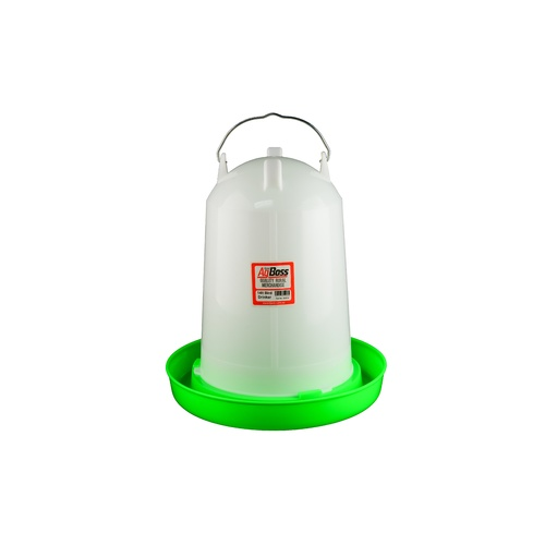 Green Straight Drinker 14.0 litre