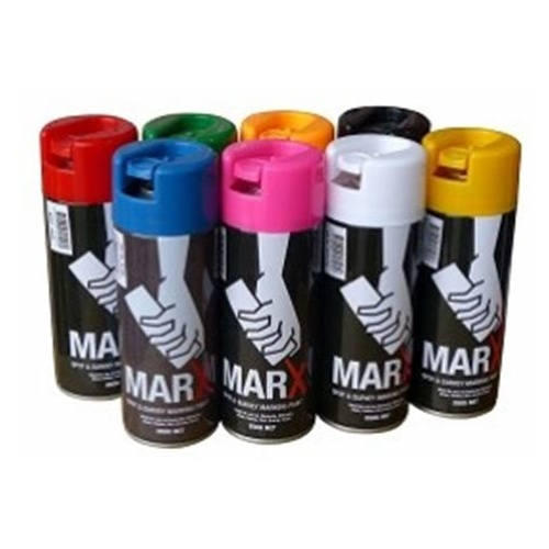 Marx Spot and Survey Paint- Black